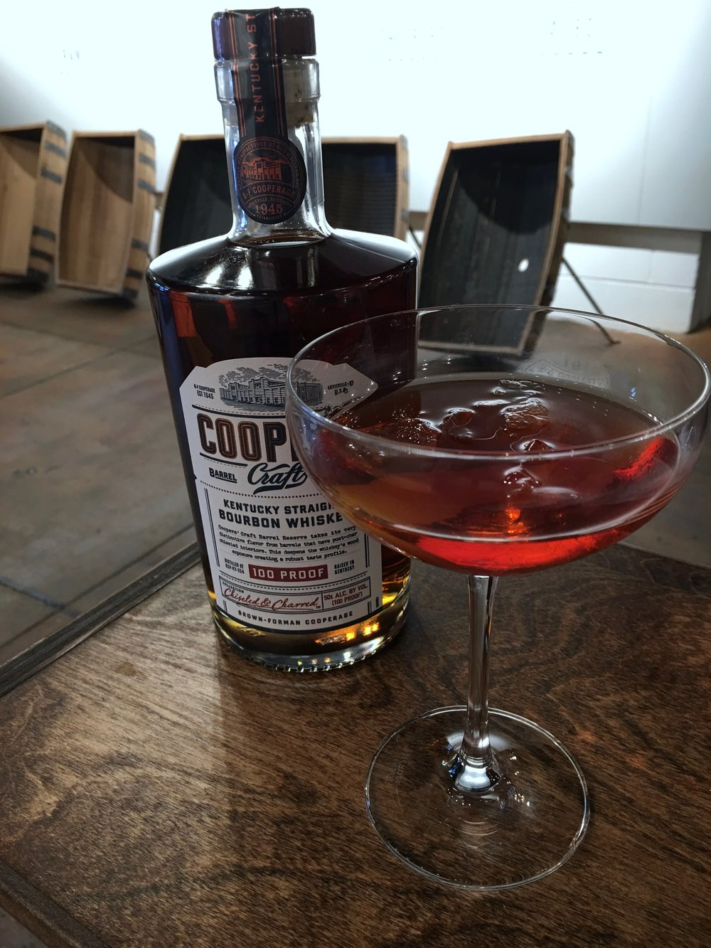 Coopers Craft Barrel Reserve