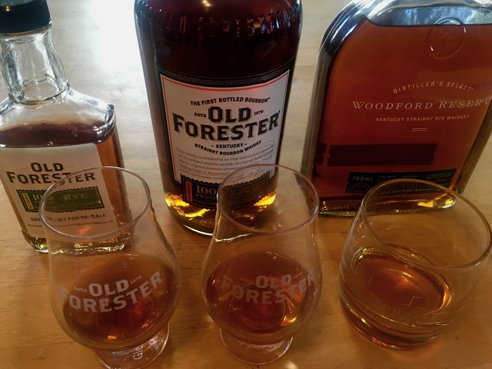 Old Forester Rye Whisky Review   Kentucky Bourbon Blogger