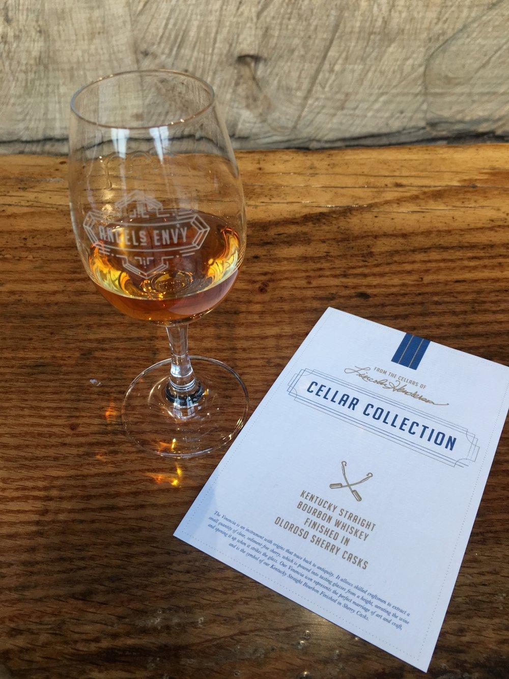 Angel's Envy Sherry Finish Bourbon Whiskey