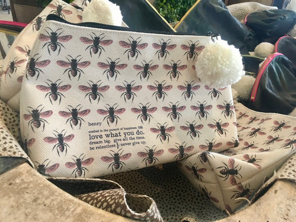 Henry cosmetic bags