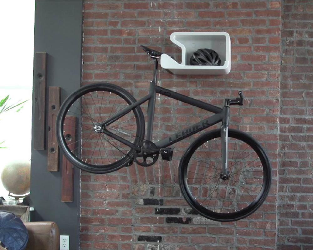 DaHÄNGER可用於任何大小尺寸或類型的腳踏車,無論是登山,BMX,競賽,或兒童自行車都可以輕鬆的吊起來。