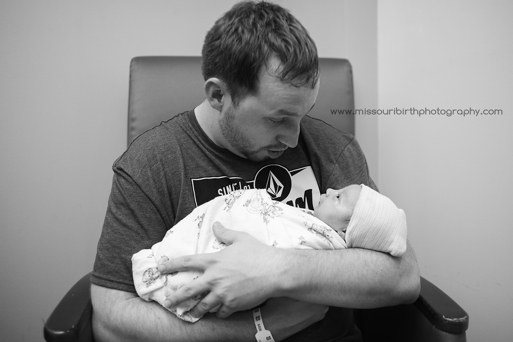 Warrensburg Missouri birth photographer