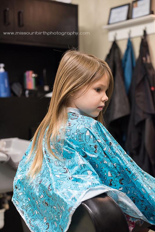 Whiteman AFB child photography