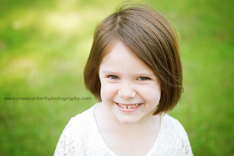Lee's Summit child photographer