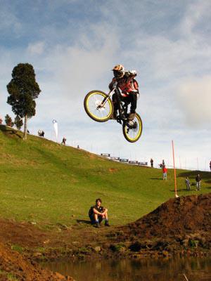 Worlds 2006, New Zealand