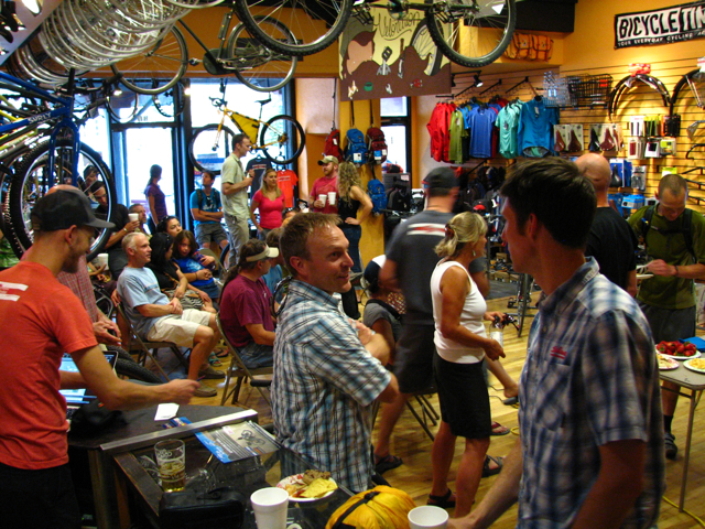 2014 Intro to Bikepacking @ VC