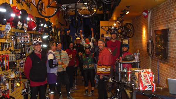 First Annual Fatbike & Ugly Sweater Rally!