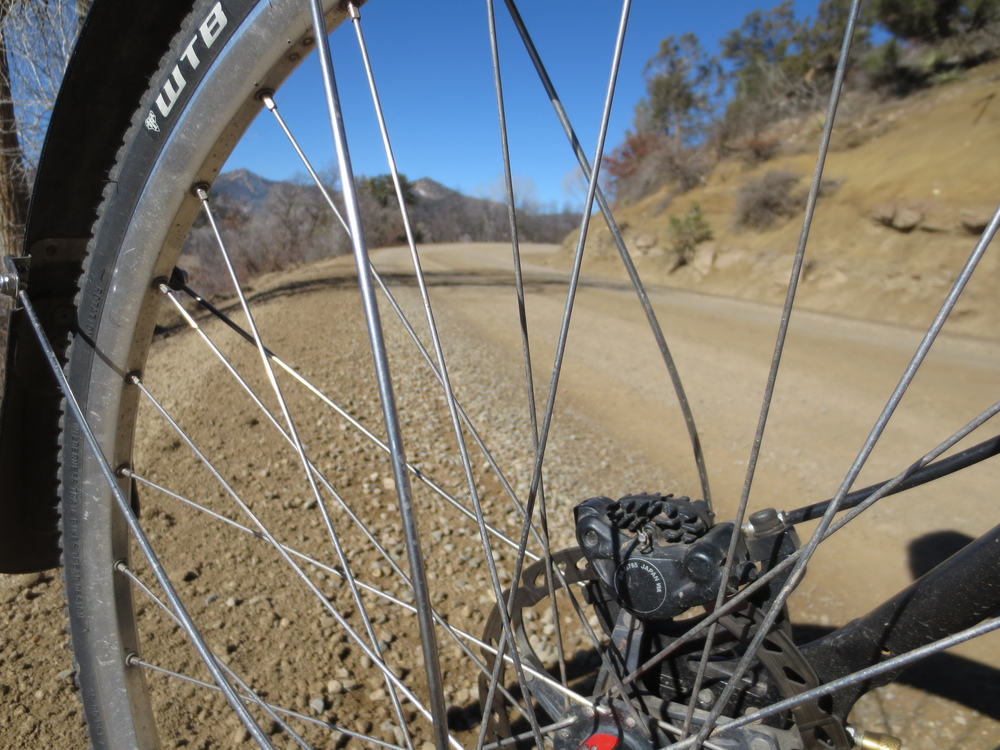 Gravel - a great way to get your early-season legs rocking.