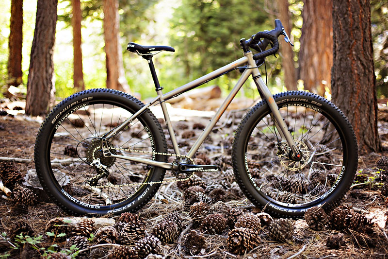The Fargo goes Plus!  Now compatible with 27.5+ and 29+ monster tires.