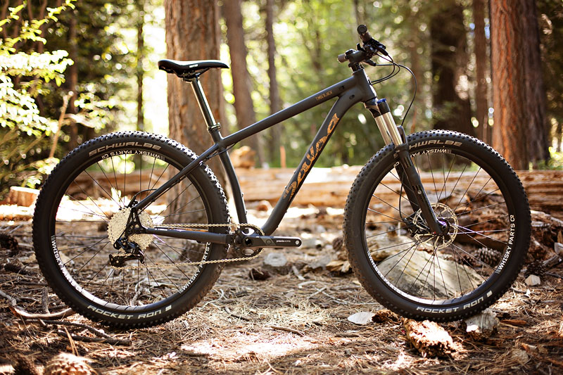 The Timberjack - now you can find yourself riding a Salsa MTB for $1000.  The model shown comes with 27.5+ tires and will only set you back $1400!
