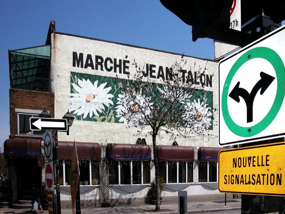 Marché Jean-Talon, Jean-Michel Lahire
