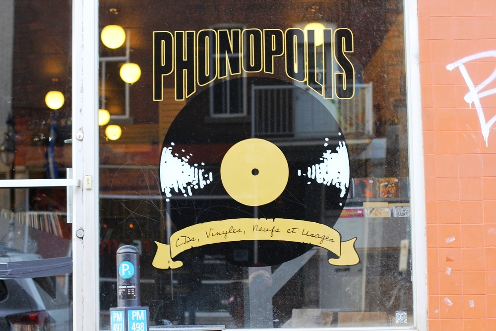 Phonopolis Record Store, Matt Soar