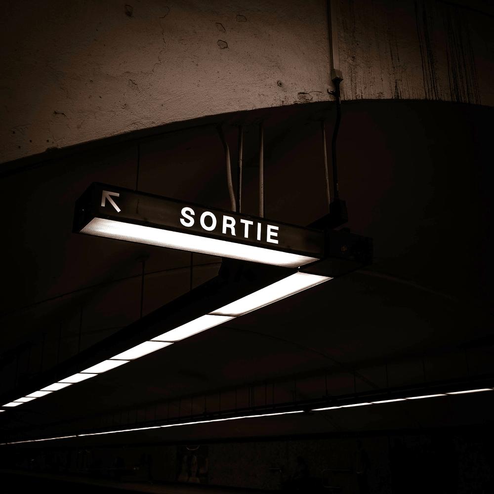 Sortie/Exit, Meriol Lehmann