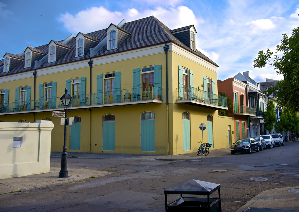 French Quarter, Ernie