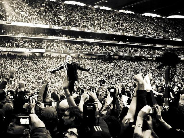 U2 @ Croke Park, Stephane Rossignol