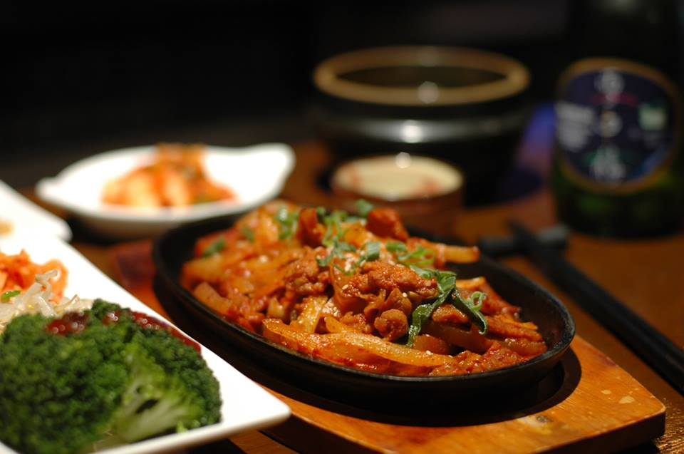 Hop House/Kimchi