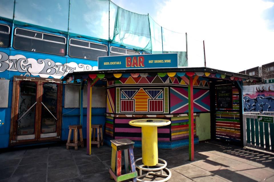 Bernard Shaw Bar