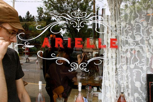 Arielle, carlyhag