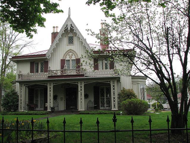 Henry Delameter House, joseph a