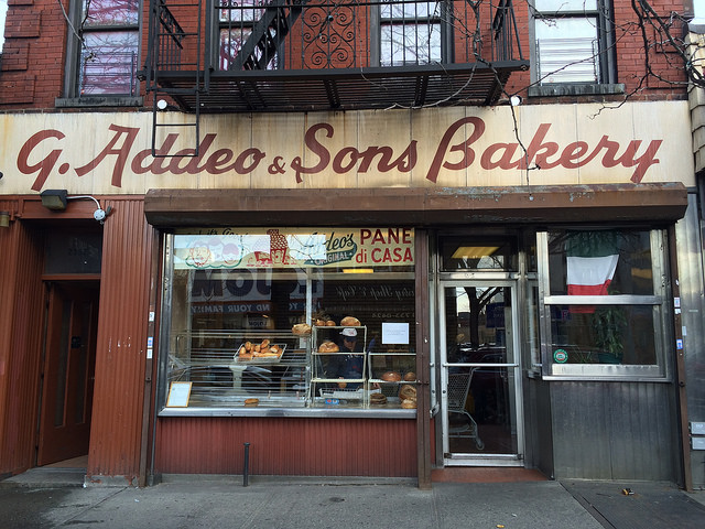 Addeo & Sons, Nick Sherman