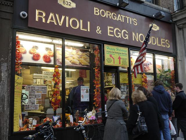 Borgatti's, lulun & kame