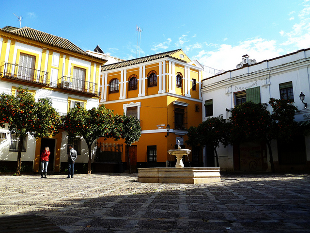 Barrio Santa Cruz