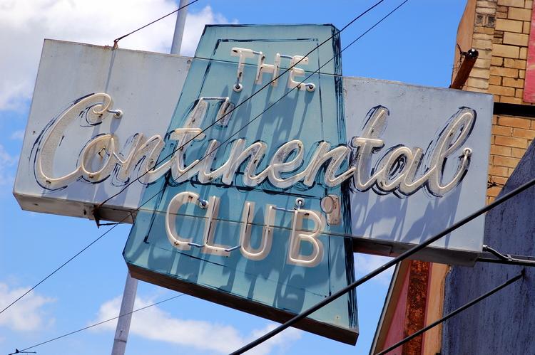 The Continental Club, Steve Snodgrass