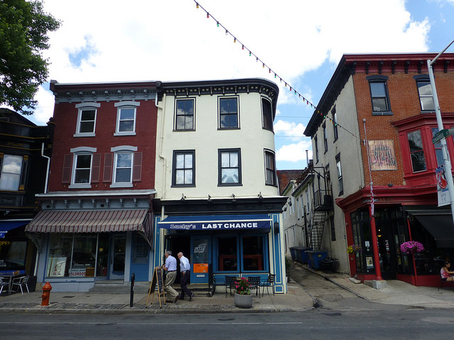 Manayunk, Matthew Hall