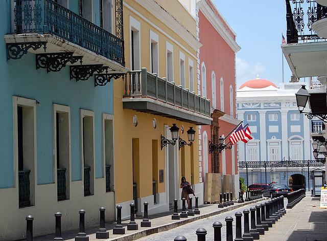 Viejo San Juan, James Willamor
