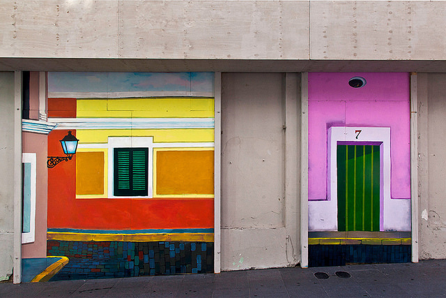 San Juan, David Schroeder