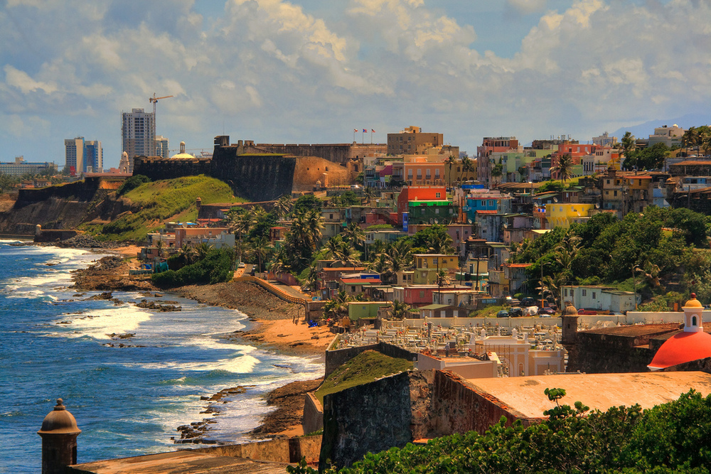 San Juan, Christopher Rose