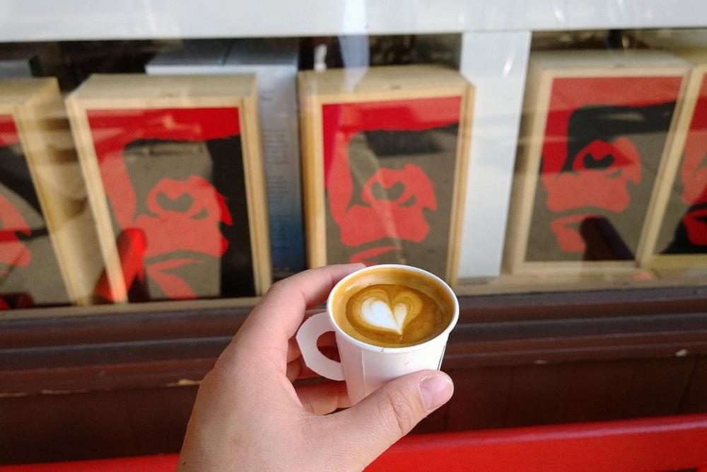 Gorilla Coffee, Lachlan Hardy