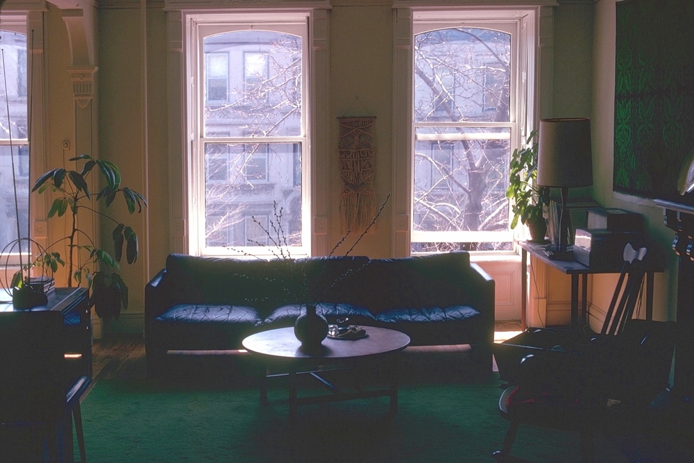 Park Slope Apartment, Ed Yourdon