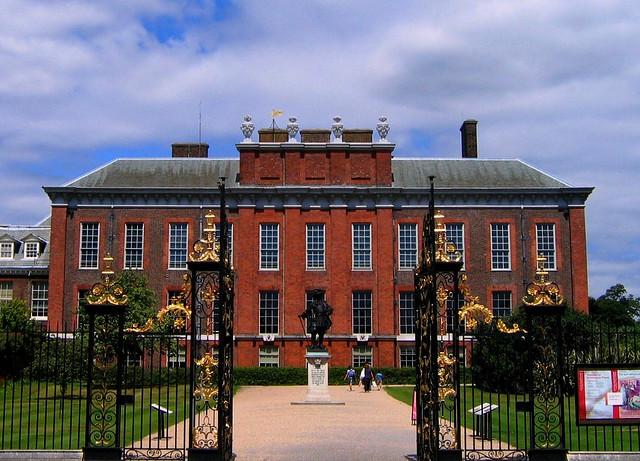 Kensington Palace, JRP