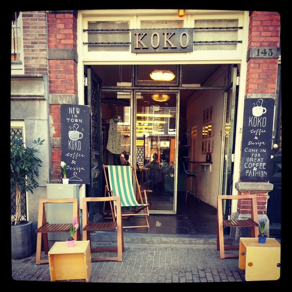 KOKO Coffee & Designer