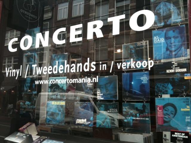 Concerto Record Store