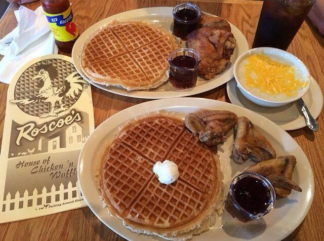 Roscoes Chicken and Waffles