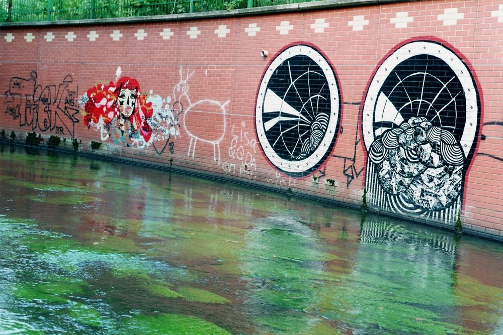 Die Panke. Photo by: Victoria Calligo y Solivella