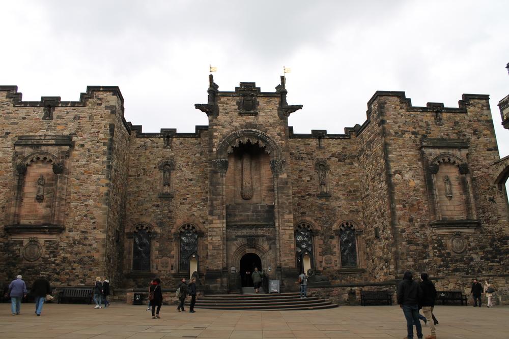 Edinburgh Castle Chapel