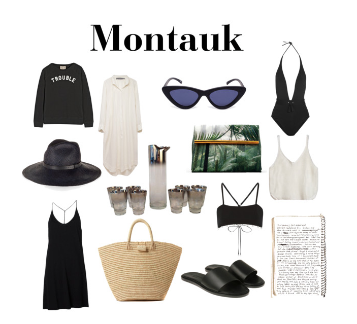Packing Prep: Montauk
