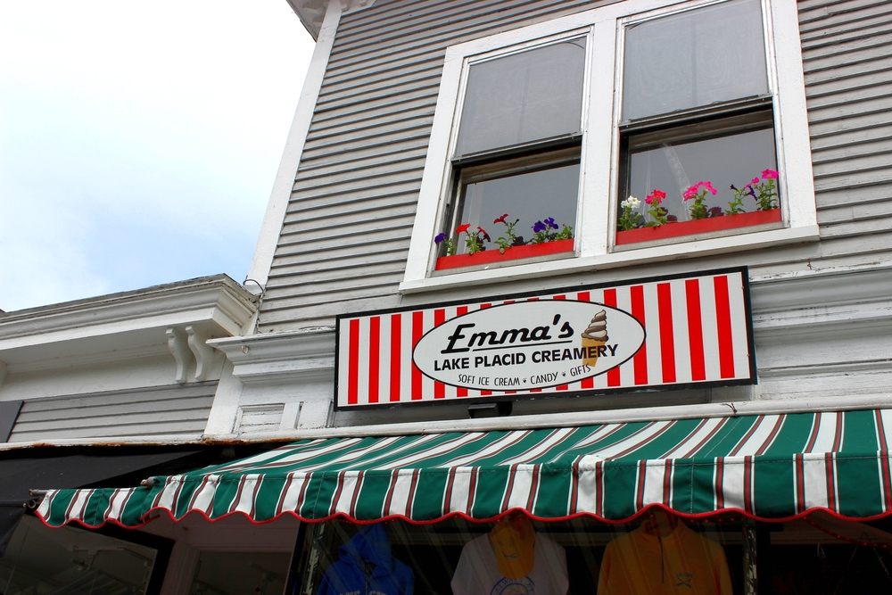 Emma's Lake Placid Creamery
