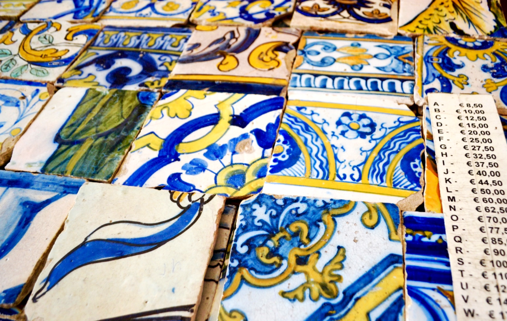 Lisbon, Emma Stencil