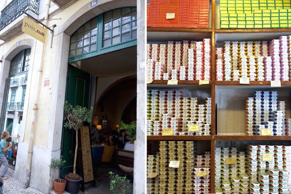 Pois Café, Conserveira de Lisboa