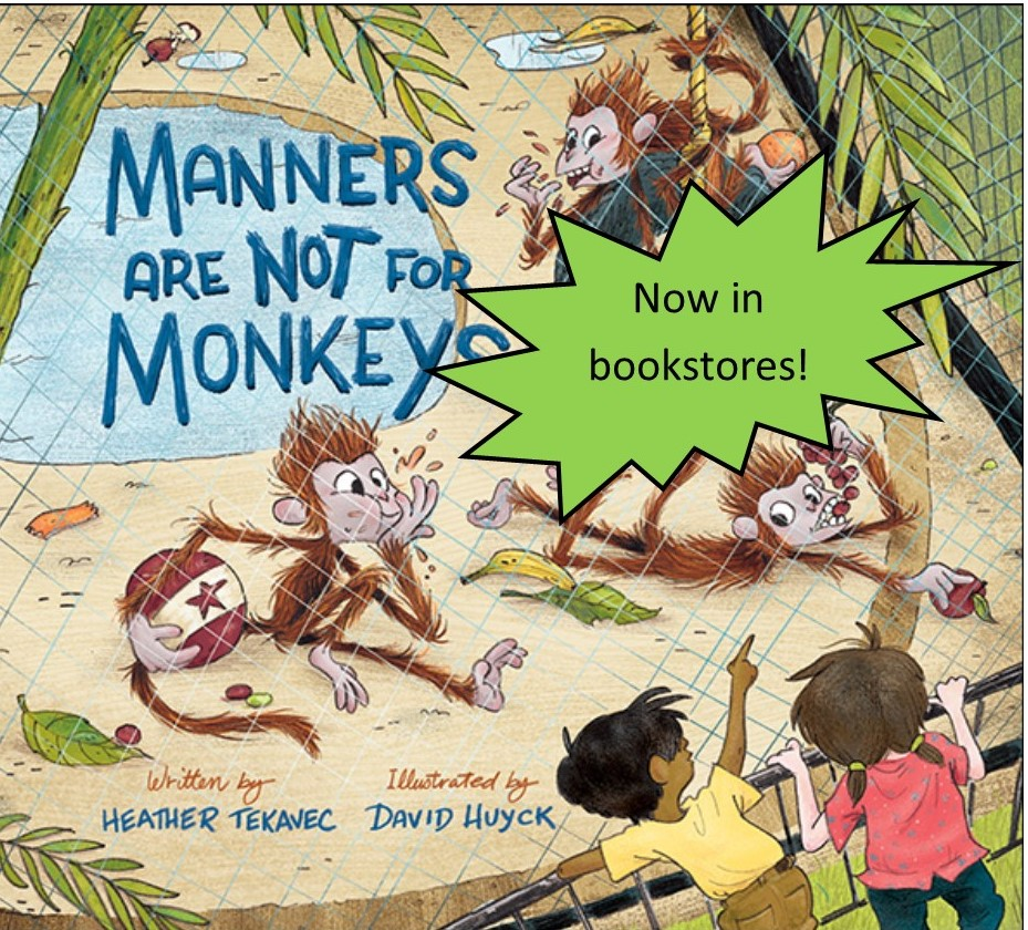 """... this is a fun, goofy manners lesson that's more playful than preachy.""   Booklist, March 2016  ""There is a funny twist at the end which leaves readers smiling ...""— CM Magazine, June 2016"
