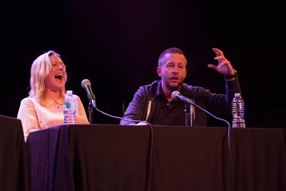 Keith and the Girl week/Live podcast