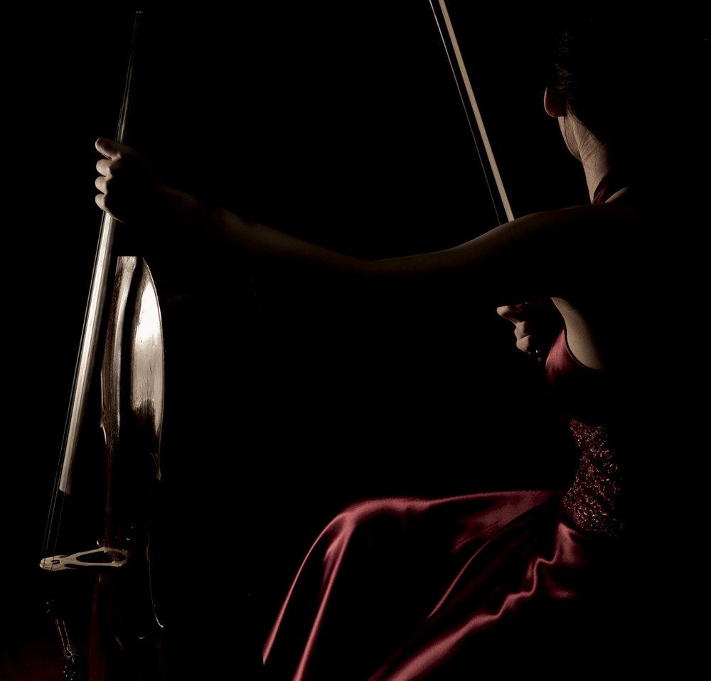 大提琴家 尤虹文 Mimi Yu, Cellist 2-12