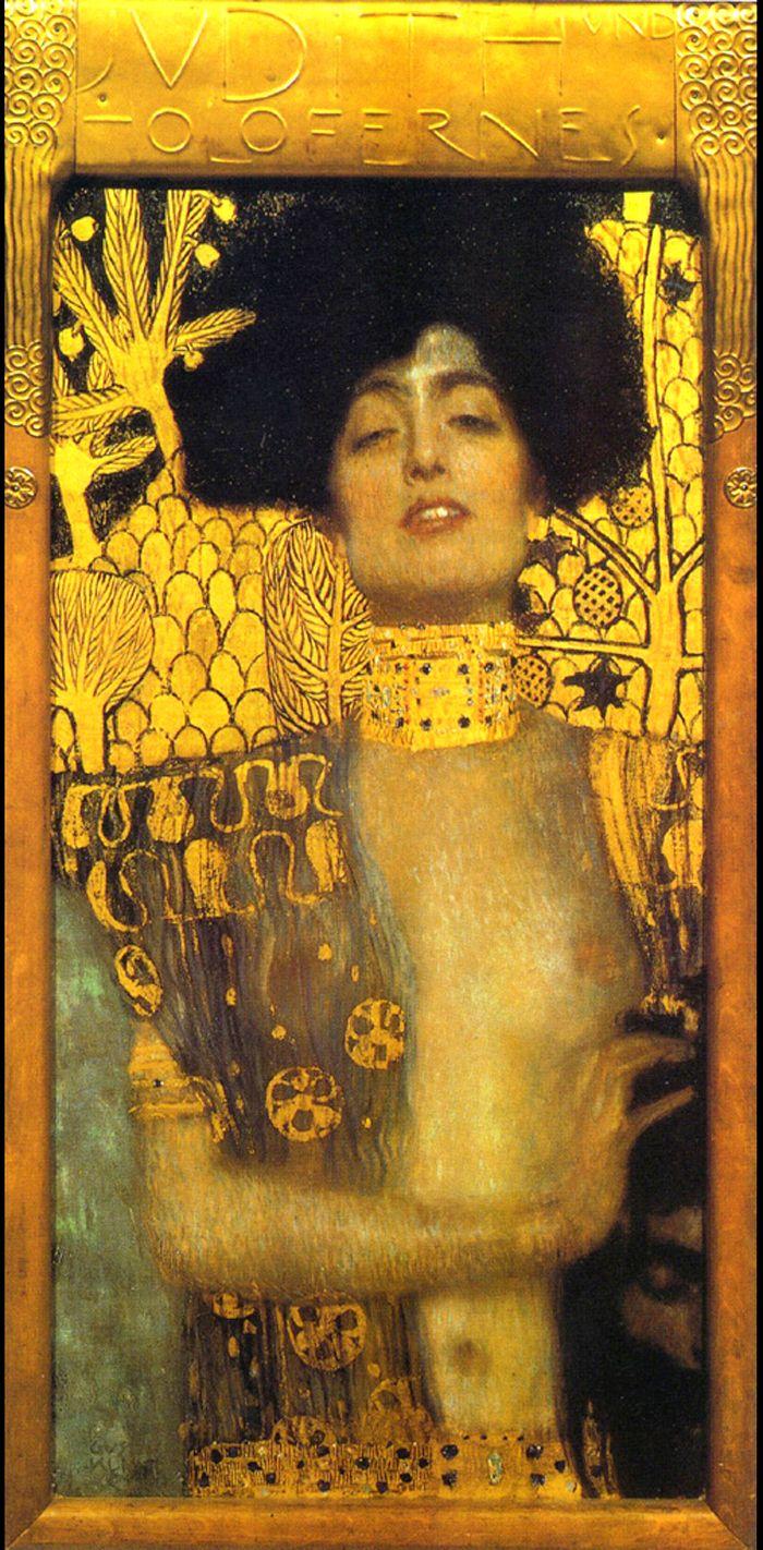 Klimt — Falling Upwards