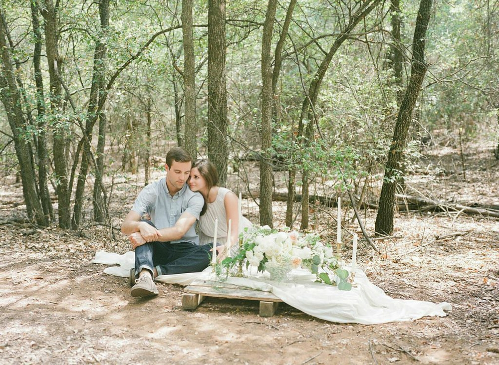 Dallas Fine Art Film Wedding Photographer