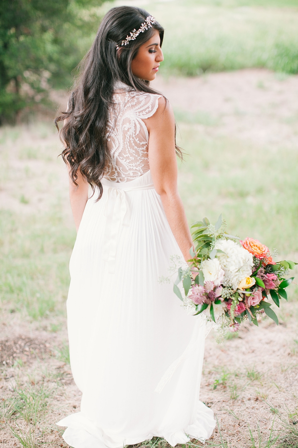 Dallas Natural Light Wedding Photography