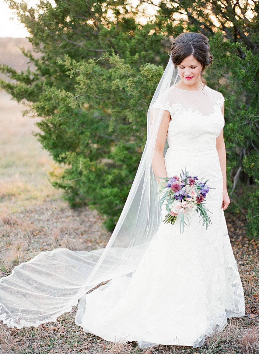 Arbor Hills Nature Preserve Bridal Session